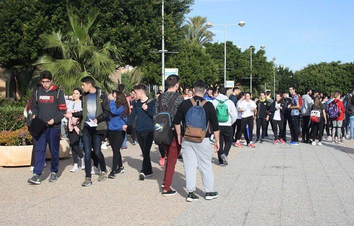 Autorizan la vuelta a casa de casi 200 estudiantes de la UAL desplazados