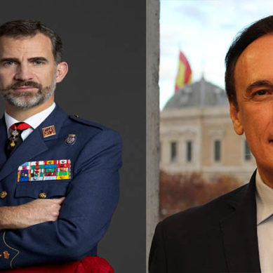 El Rey muestra su interés por el estado del Sistema Universitario Español ante la pandemia de la COVID-19