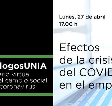 Webinars para formarse sobre los cambios sociales tras el COVID-19