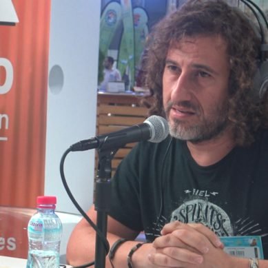 """""""UniRadio Jaén me permite ejercer la política en la que creo, la que nos lleva a la realidad del día a día"""""""