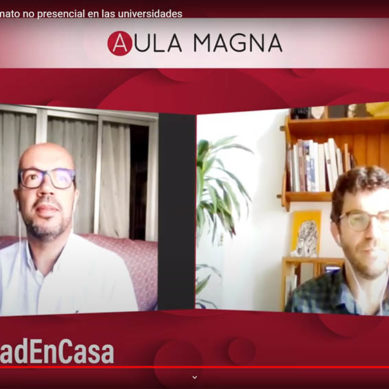 """Francisco Roca: """"En la docencia virtual el trabajo debe ser lo más constante posible"""""""