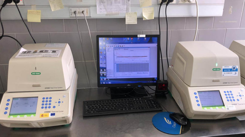 La UJA es acreditada para realizar pruebas de detección de Covid-19 en la población