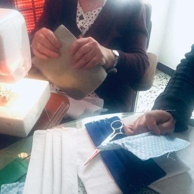 Universitarios Solidarios para superar el confinamiento