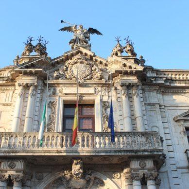La Universidad de Sevilla se suma al luto oficial en homenaje a las víctimas del Covid-19
