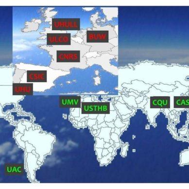 La UHU participa en el programa 'ATMOS' para estudiar los contaminantes y gases invernadero en la atmósfera