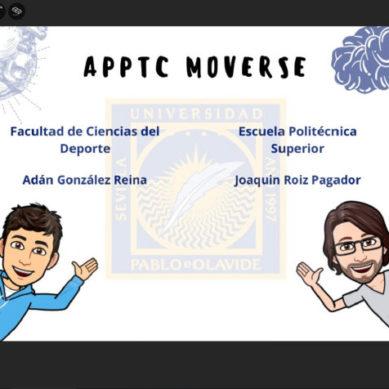 AppTC Moverse, una aplicación web con origen multidisciplinar