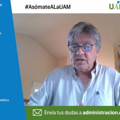 La UAM presenta sus Grados a los futuros estudiantes con los vídeos de #AsómateALaUAM