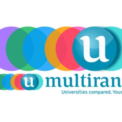 El ranking U-Multirank sitúa dos grados de la URJC, entre los mejores de Europa
