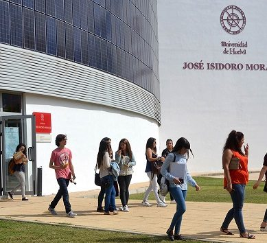 La UHU ultima la organización de la Selectividad 2020 en Andalucía