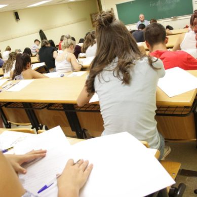 Más sedes, más aulas y más seguridad para las pruebas de acceso a la universidad
