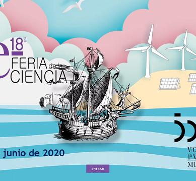 La UPO participa en la XVIII Feria de la Ciencia de Sevilla