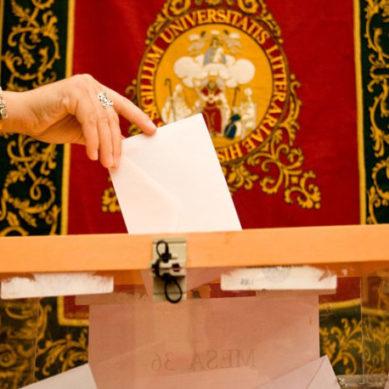Las elecciones al Rectorado de la Universidad de Sevilla se retrasan a noviembre