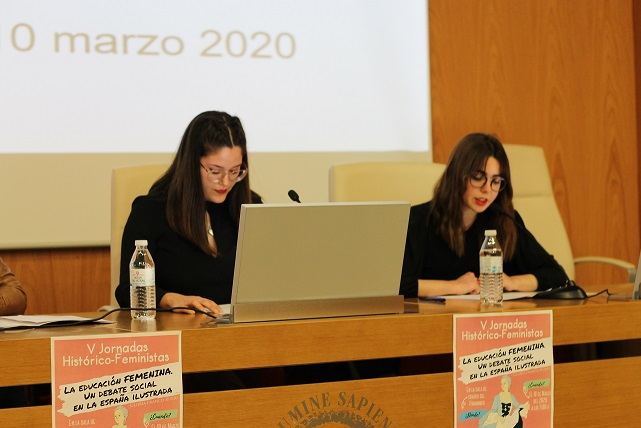 Se retoman las charlas de las V Jornadas Histórico-Feministas de Sapere Aude