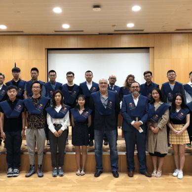 Comunicación Intercultural y Empresarial entre China y Europa, el Máster que apuesta por el gran potencial de intercambios con Asia