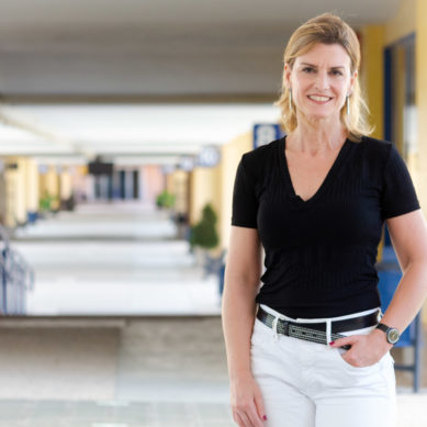Mercedes de la Torre, nueva vicerrectora de Estudiantes de la UPO