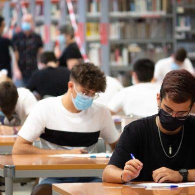El 95% por ciento de los estudiantes que se examinaron en la UPO supera la PEVAU