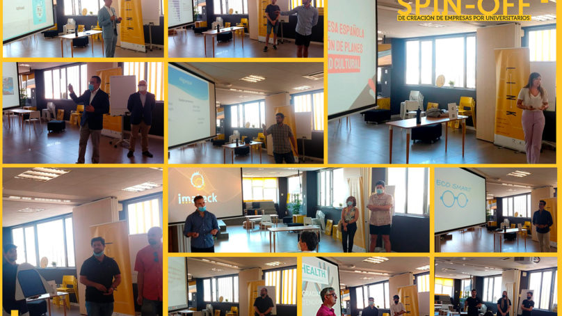 El Concurso Spin-Off 2020 de la Universidad de Málaga premia la accesibilidad