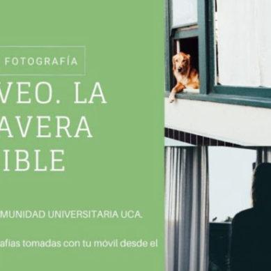 La UCA entregará los premios del concurso de fotografía 'Veo-Veo. La primavera invisible'