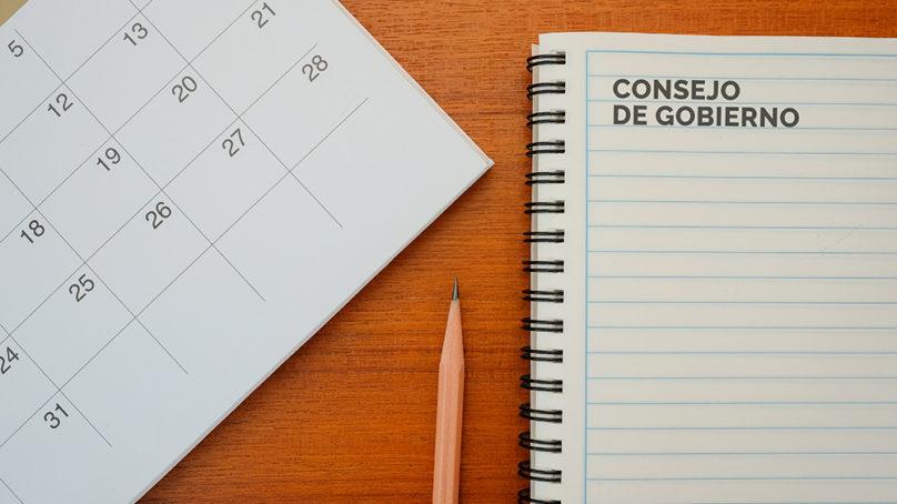 El Consejo de Gobierno de la US aprueba el calendario académico para el próximo curso y las nuevas titulaciones