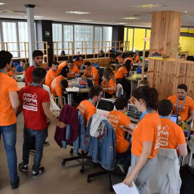 'Green eye' se hace con la victoria en el certamen de Ideas Factory de Málaga
