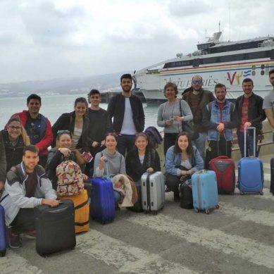 Estudiantes de la UJA viajan a Tánger en busca de oportunidades de negocio