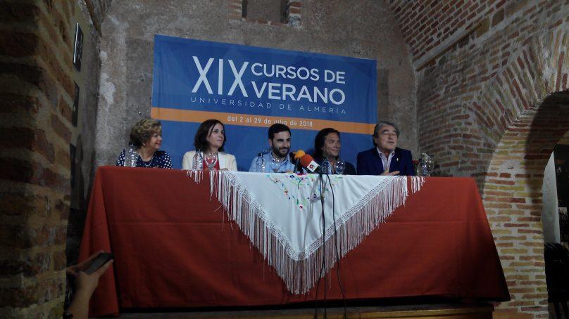 Tomatito vuelve a los Cursos de Verano de la UAL con su 'Sonanta'