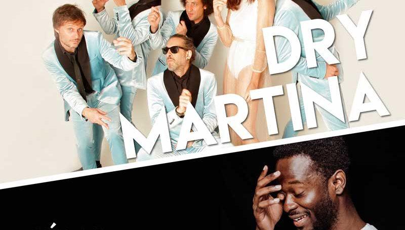 Dry Martina y César Brandon actuarán en los Cursos de Verano de la UMA