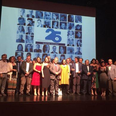 25 años de la titulación de Periodismo en la Universidad de Málaga