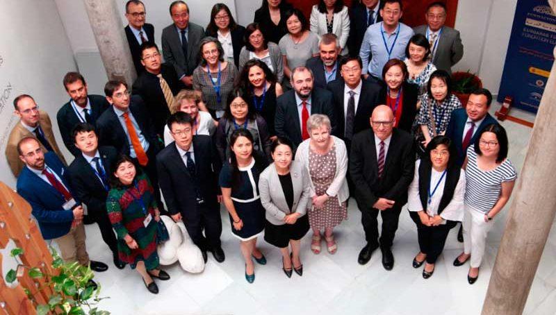 La Universidad de Granada celebra el X Aniversario de su Instituto Confucio