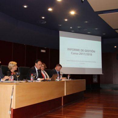 """Un Claustro de la UCO de trámite, """"a la espera"""" del nuevo Gobierno de la Junta de Andalucía"""