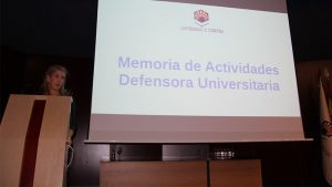 Defensora Claustro UCO
