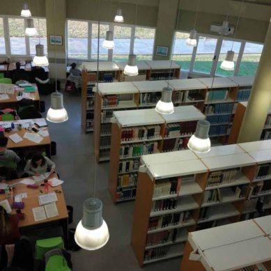 Consulta los horarios de biblioteca para estos exámenes en la Universidad de Huelva
