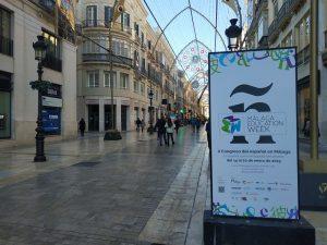 La II Málaga Education Week, un congreso que reúne a más de 700 docentes de español para hablar de formación, turismo y cultura.