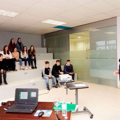'Grada de Liderazgo Empresarial', el punto de encuentro entre la Universidad y la sociedad