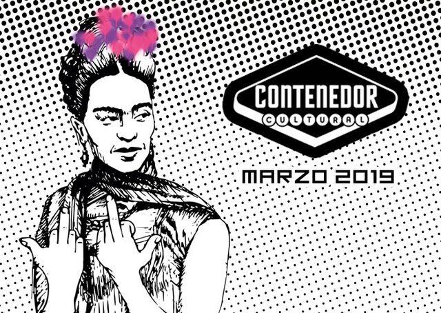 Empoderamiento femenino en el mes de marzo del Contenedor Cultural