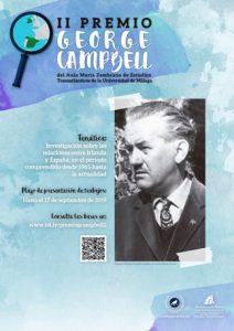 El Premio George Campbell busca abrir nuevos campos de investigación en diversas áreas en torno a las relaciones entre España e Irlanda