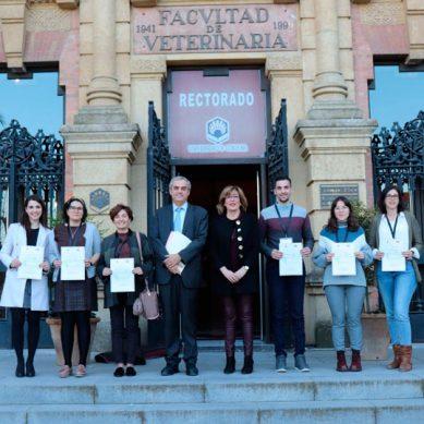 La UCO entrega los premios del VII Congreso de Investigadores en Formación