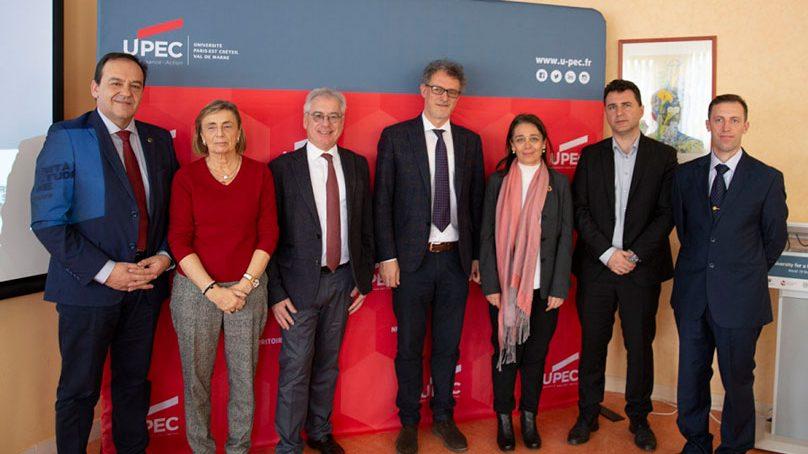 Siete universidades europeas unidas por la internacionalización