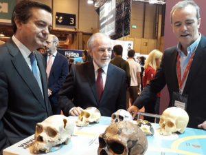 La Feria Madrid por la Ciencia y la Innovación busca fomentar las vocaciones científicas entre los jóvenes en el marco de la Semana de la Educación.