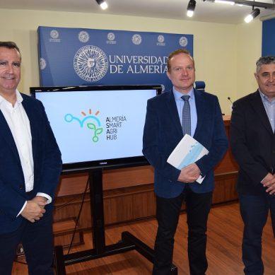 La UAL presenta Almería SmartAgriHub, la revolución digital del sector agrícola