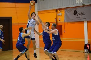 Equipo masculino de baloncesto UAL