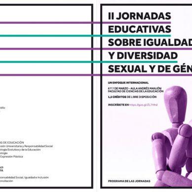 II Jornadas Educativas sobre Igualdad y Diversidad Sexual y de Género