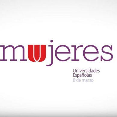 Crue Universidades Españolas, por la plena Igualdad de Mujeres y Hombres