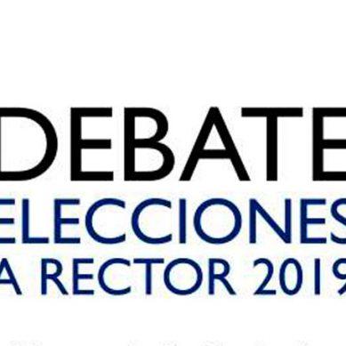 Andradas y Goyache presentan sus propuestas en un debate institucional