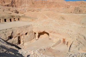 Proyecto Visir Amen-Hotep Huy Luxor