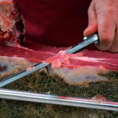 ¿Sabes cortar correctamente el jamón?