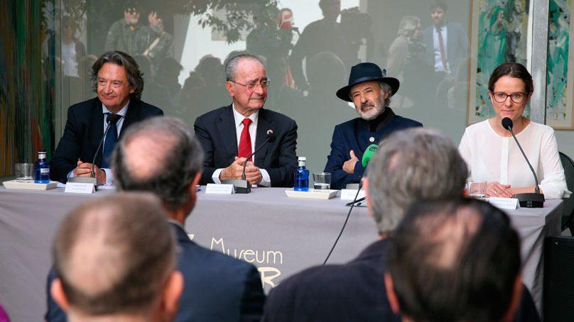 La Cátedra Jorge Rando consolida los estudios culturales en Málaga