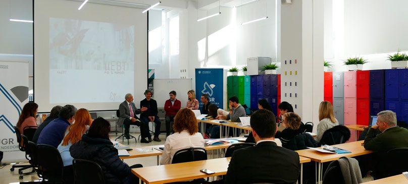 μEBT un programa de la UGR para impulsar tu empresa de base científica