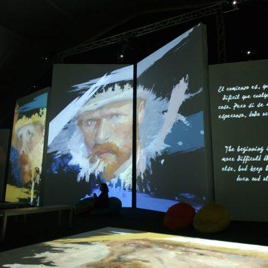 Van Gogh se digitaliza para llegar a los jóvenes