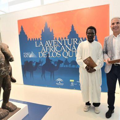 Ismael Diadié Haidara y la Biblioteca 'Fondo Kati' visitarán la UAL